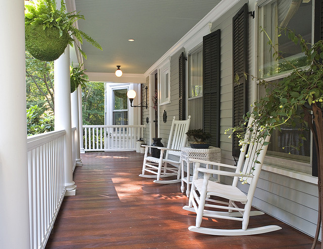 House Front Porch