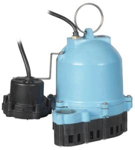 Sump Pump - Little Giant ES33D